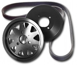 Underdrive Pulley Set - Z3-series, '96-'01 3 0i/2 8/2 5i/2 5 models only