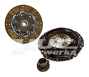 OE Size replacement clutch kit for 2008-2013 E8x 128