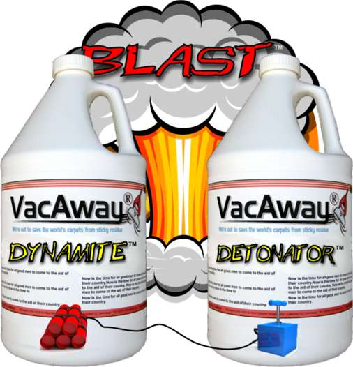Blast (Dynamite AND Detonator) THUMBNAIL