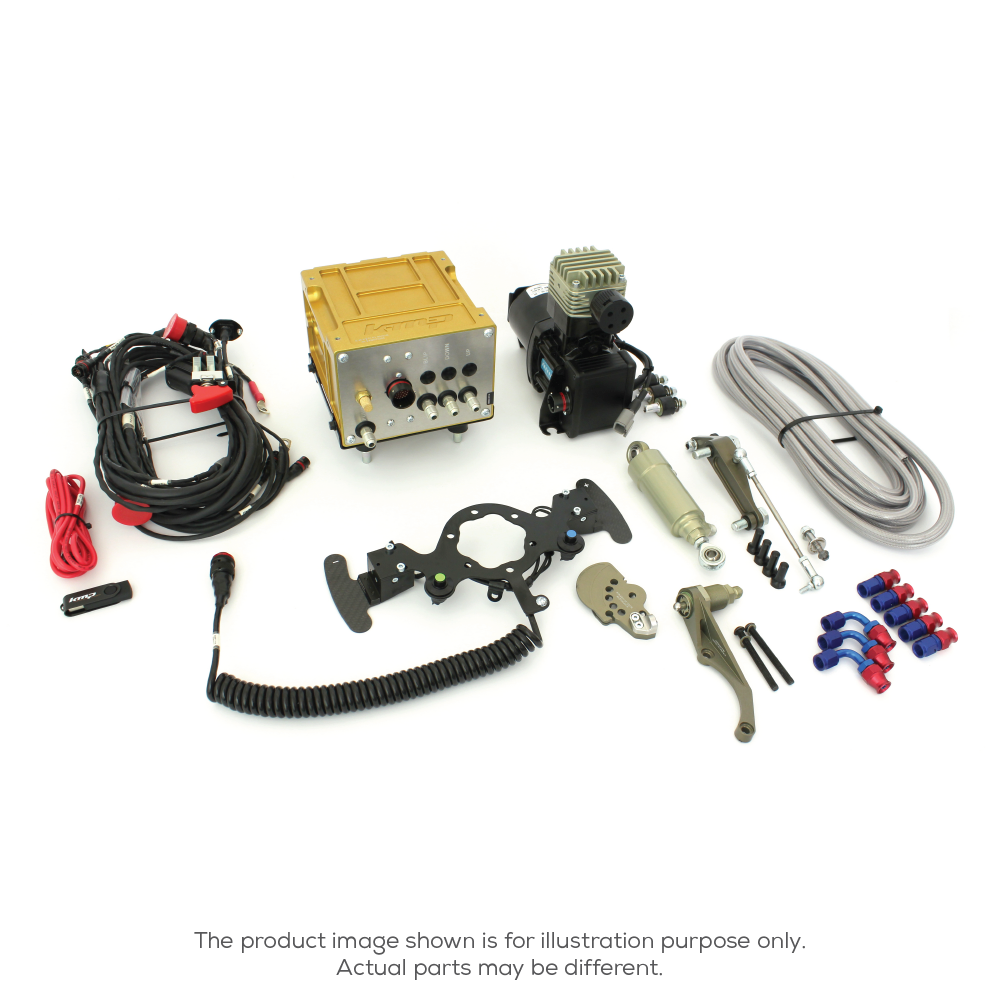 KMP - Paddleshift kit – Porsche 997 CUP MAIN