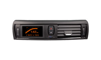 DGA Integrated Vent Gauge BMW 2-Series (F22/F23)