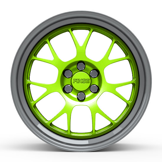 Fikse - Profil 701 Wheels SWATCH