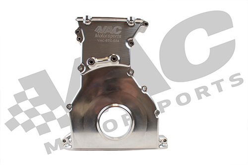 VAC Motorsports Billet Timing Cover (BMW S54) THUMBNAIL