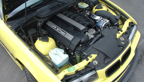 VF Engineering Supercharger System BMW M3 (E36)
