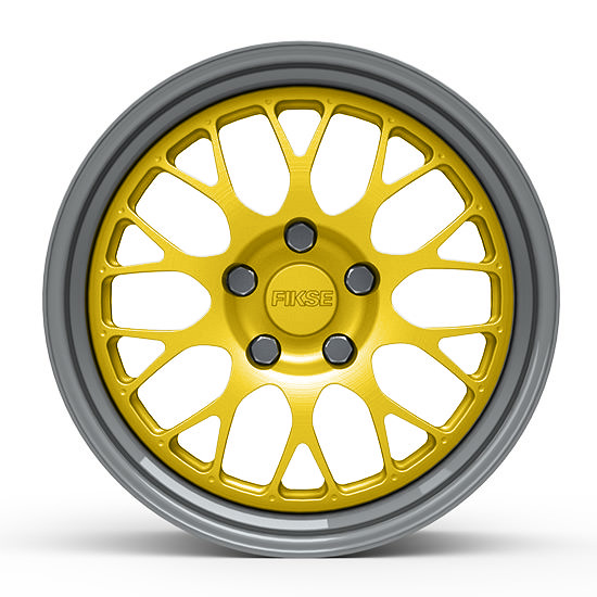 Fikse - Profil 10 Wheels SWATCH