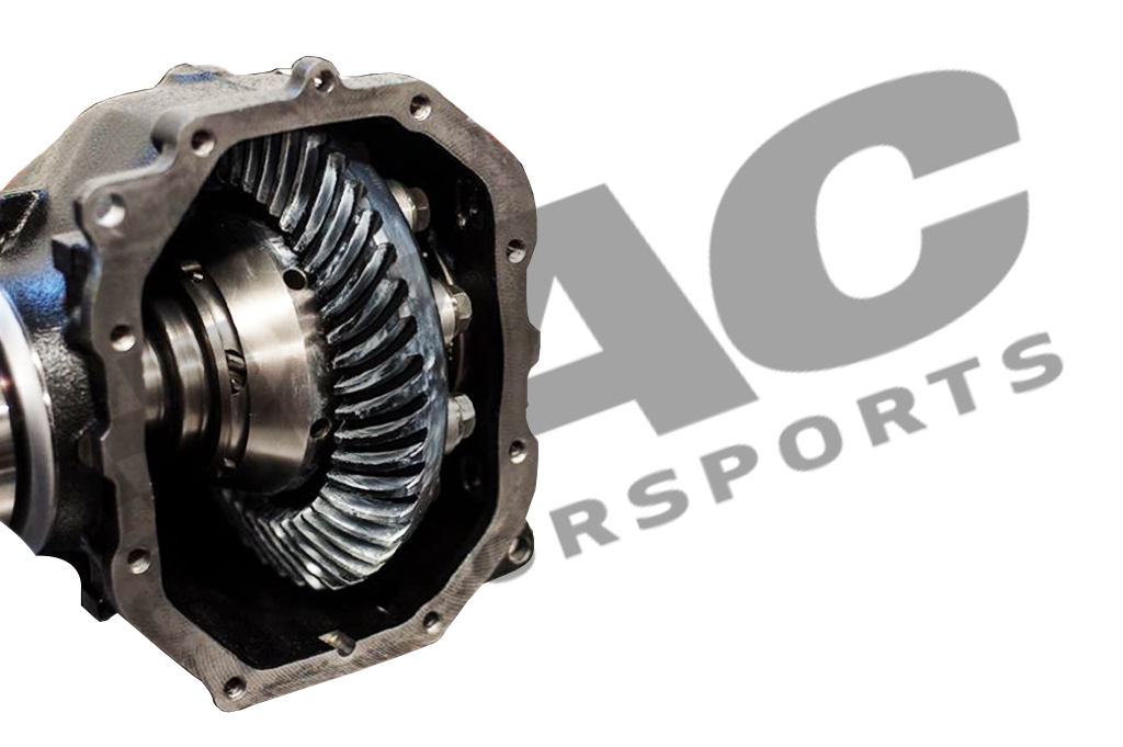 VAC - Performance Built Differentials (BMW E24 633/635) MAIN