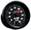 AEM Water/Methanol Failsafe & Flow Gauge SWATCH