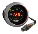 AEM Wideband O2 'UEGO' Gauge, 52mm, Digital Display Mini-Thumbnail
