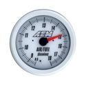 AEM Wideband O2 'UEGO' Gauge, 52mm, Analog Needle-Style Display SWATCH