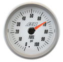 AEM Fuel Pressure Gauge, 0-100psi, 52mm, Analog Needle-Style Mini-Thumbnail