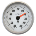 AEM Fluid Temp Gauge (Coolant/Oil), 52mm, Analog Needle-Style Mini-Thumbnail