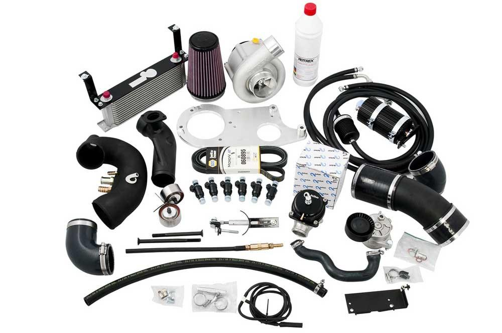 Active Autowerke Supercharger Kit, BMW E36 328i SWATCH