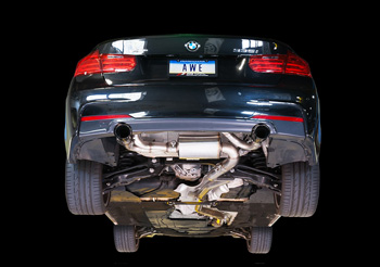 BMW F32 435I AWE TUNING EXHAUST SUITE