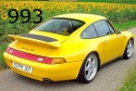 Porsche 993, Polyurethane Front Control Arm Bushings, Powerflex