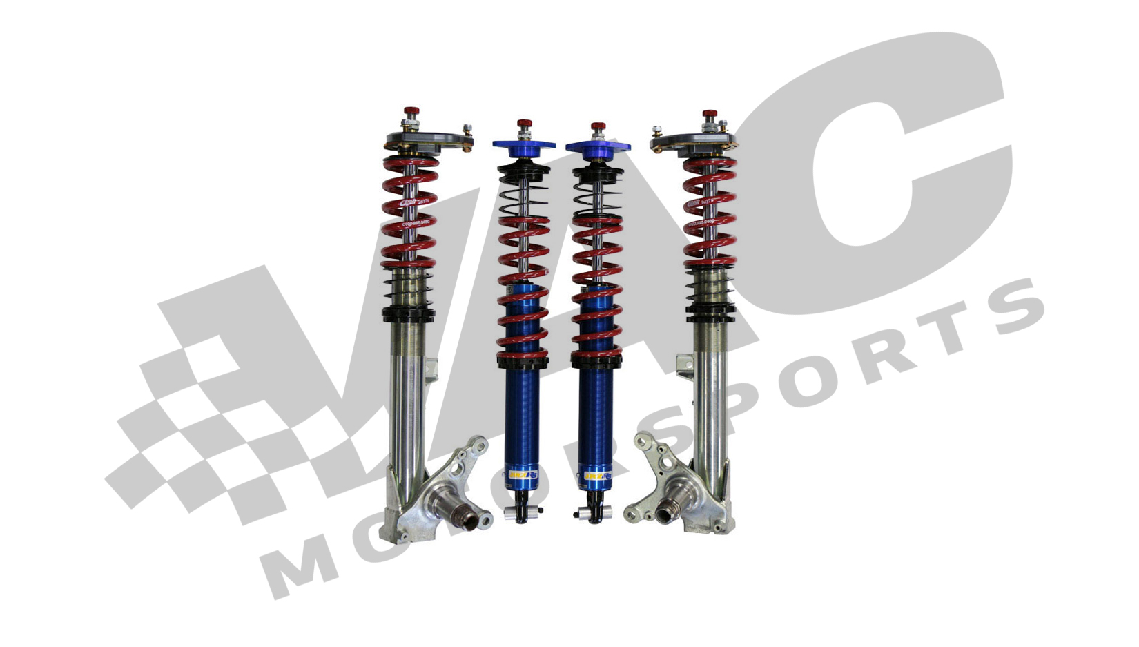 JRZ - E30 & E30 M3 RS Series Coilover Suspension Kits SWATCH