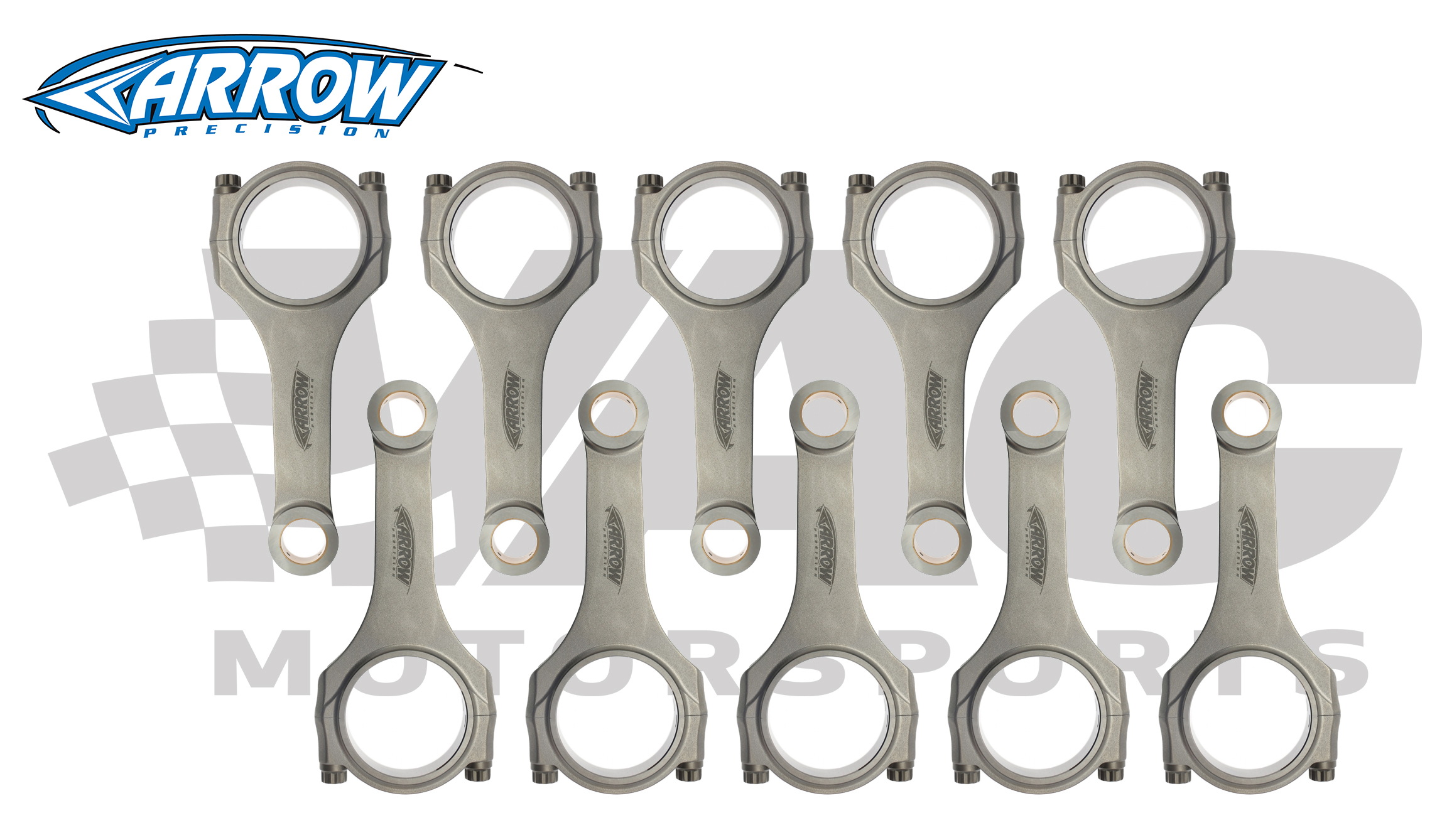 Arrow Precision Connecting Rod (BMW S85) MAIN