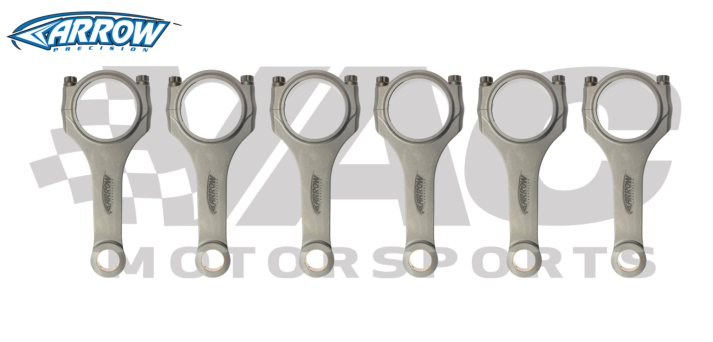 Arrow Precision Connecting Rod (BMW M20) SWATCH