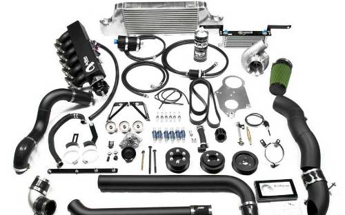 Active Autowerke Supercharger Kit (BMW M3) E46
