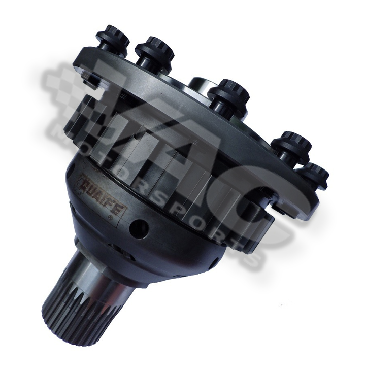 Quaife ATB Limited Slip Differential (Audi S3)