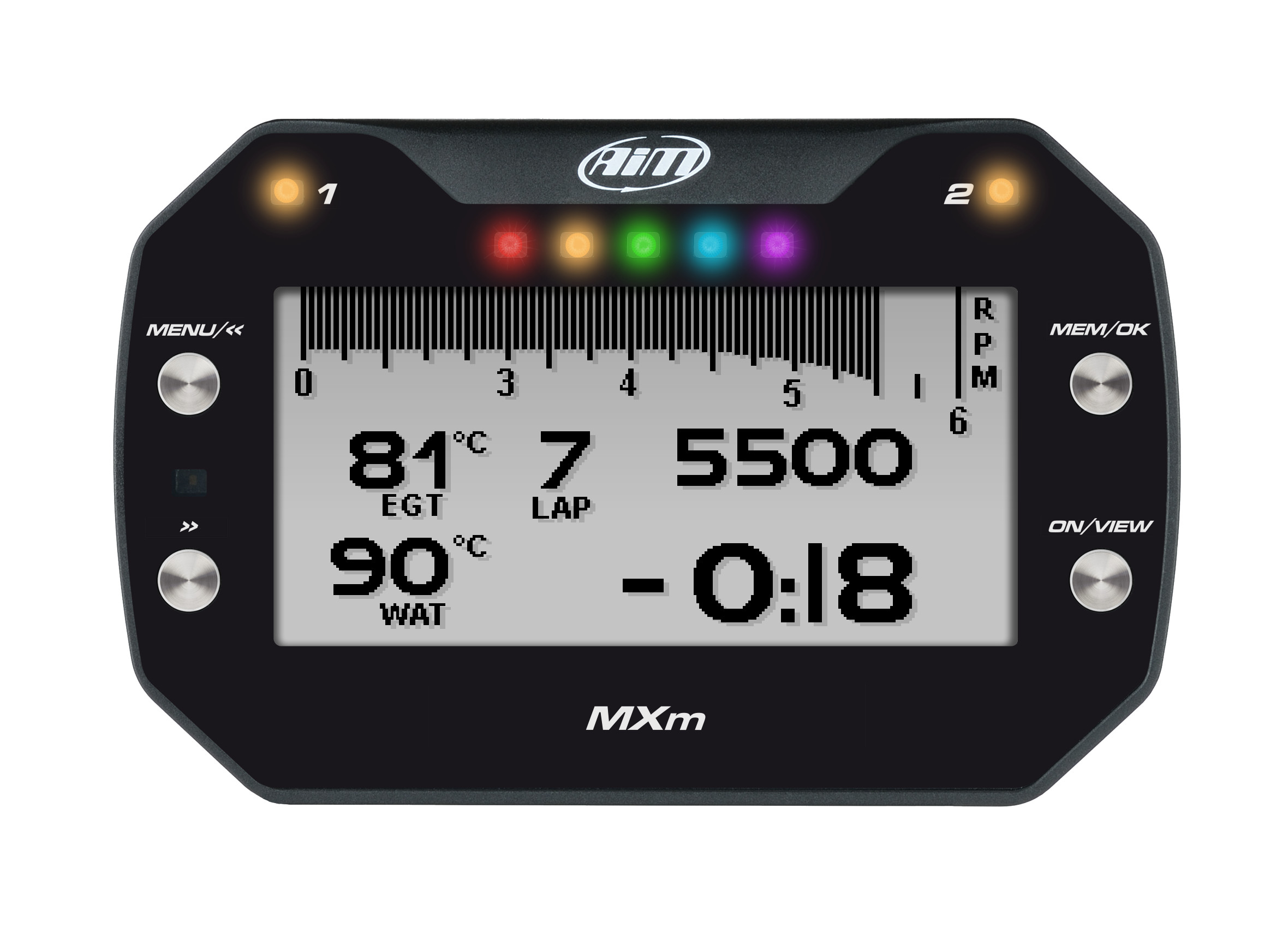 AiM Sports MXM Dash Logger SWATCH