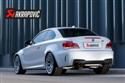 Akrapovic - E87 1 Series M Slip-On Exhaust System Mini-Thumbnail