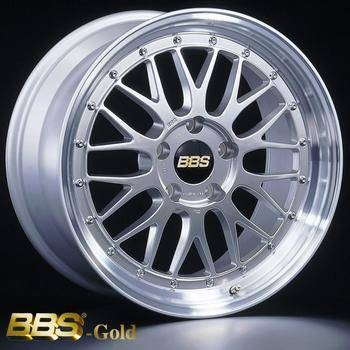 BBS LM Silver Wheel Set for E46 M3 (19 inch)