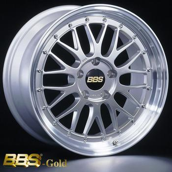"BBS - E46 M3, ""Stanced"" LM Wheel Set for M3 (19 inch)"