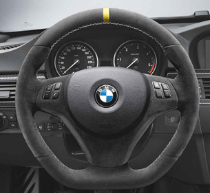 BMW Performance - E82 E90 E92 Performance 'Race Style' Steering Wheel