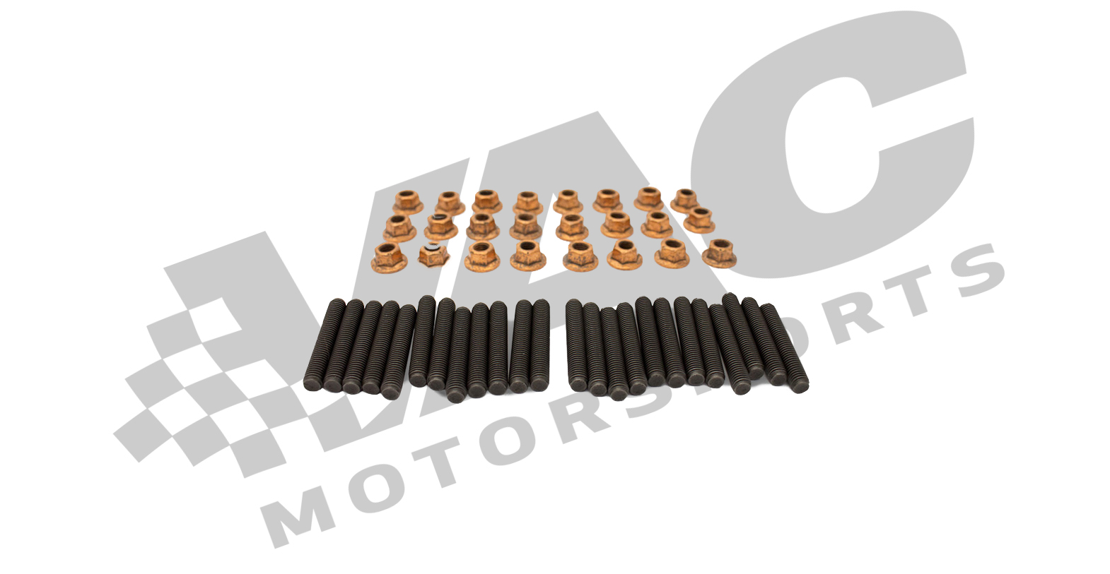 VAC - Exhaust Manifold Performance Stud & Nut Kit THUMBNAIL