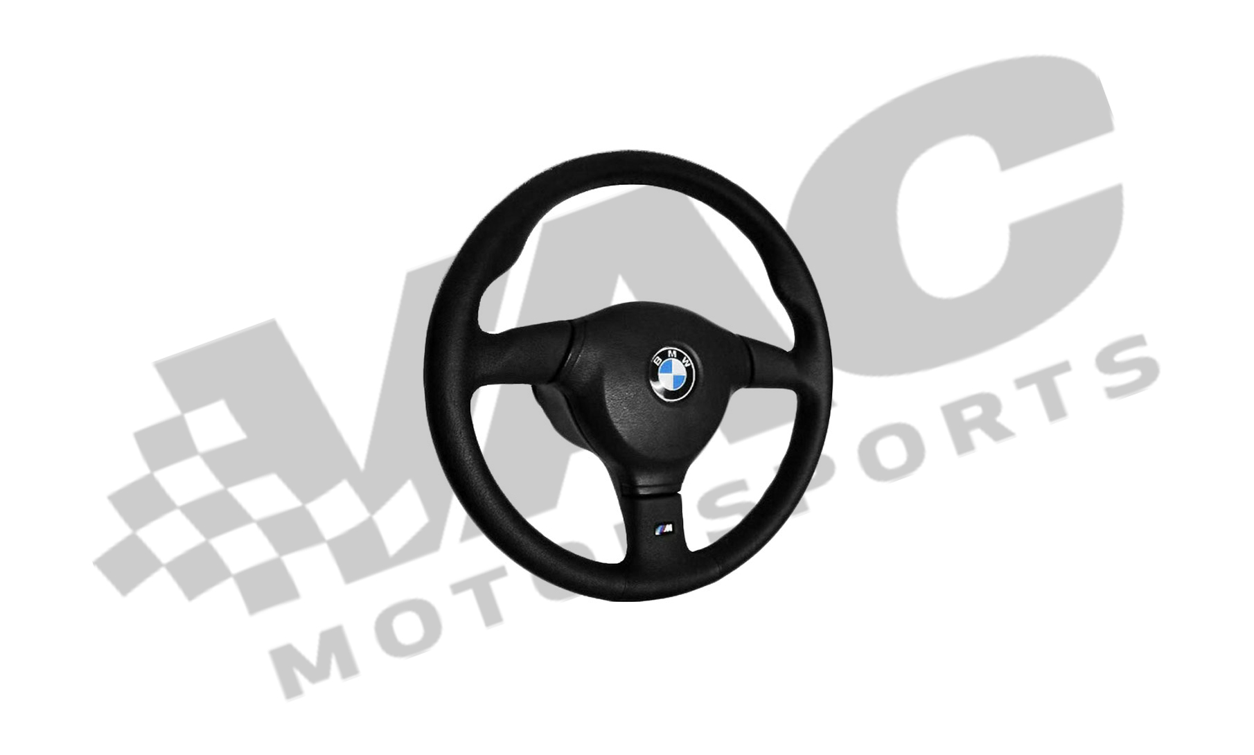 BMW - E30 M Technic II (Leather) Steering Wheel MAIN