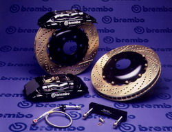 Brembo 'Gran Turismo' (GT) Series Big Brake Kit (Most BMW Applications)