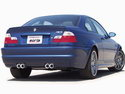 Borla - Rear Section Performance Exhaust System, E46 M3_SWATCH