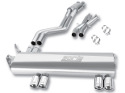 Borla - Complete Mid and Rear Section Performance Exhaust (ATAK) for E46 M3 SWATCH
