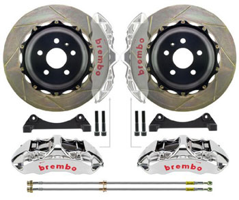 Brembo Gran Turismo-Racing (GT-R) Big Brake Kit (Most BMW Applications)