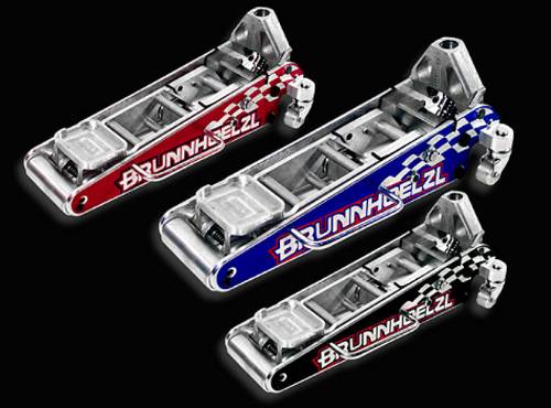 Brunnhoelzl - Lightweight Aluminum Racing Jack, Warrior Series