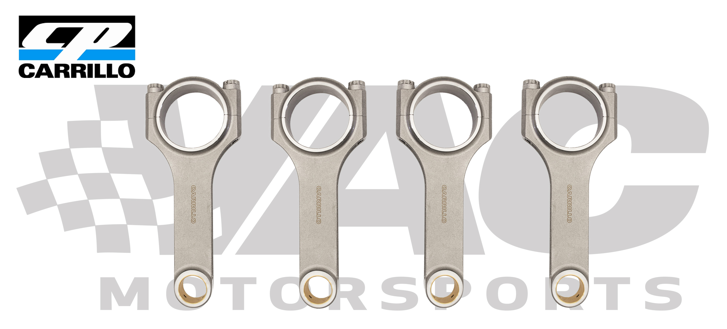 CP-Carrillo Connecting Rod (BMW N20), Set (4) MAIN