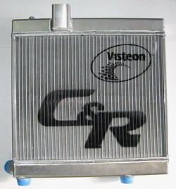 C&R Race & High Performance Radiator, E30 M3 MAIN