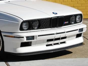 Vac Bmw E30 M3 Carbon Fiber Front Splitter Sport Evo Evo