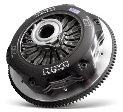 Clutchmasters Clutch and Flywheel Twin-Disc Kit (6 Speed S54/E46 M3)