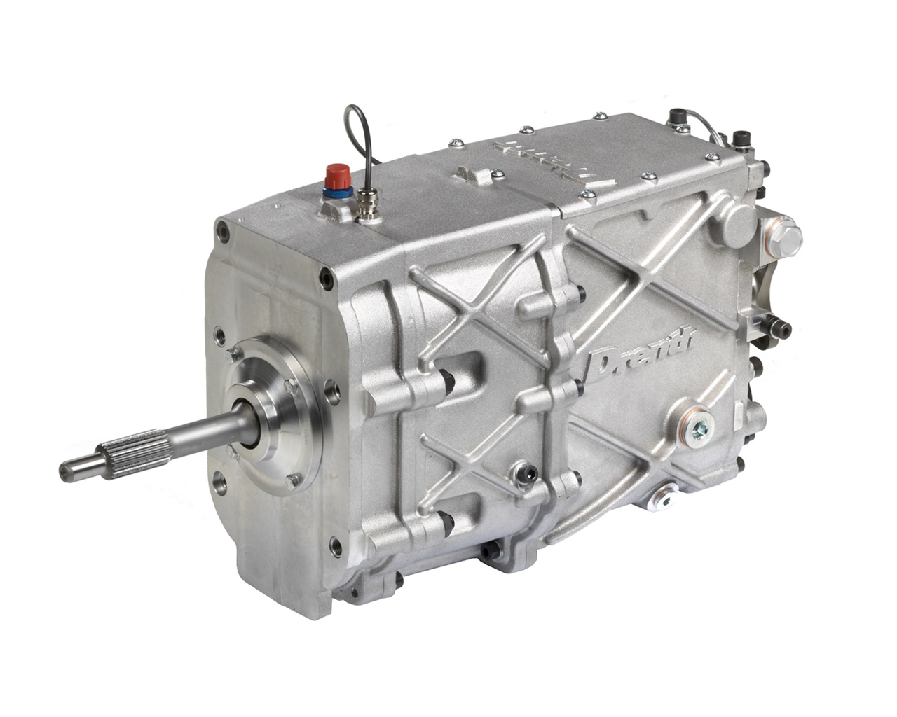Drenth DG450 sequential gearbox_MAIN
