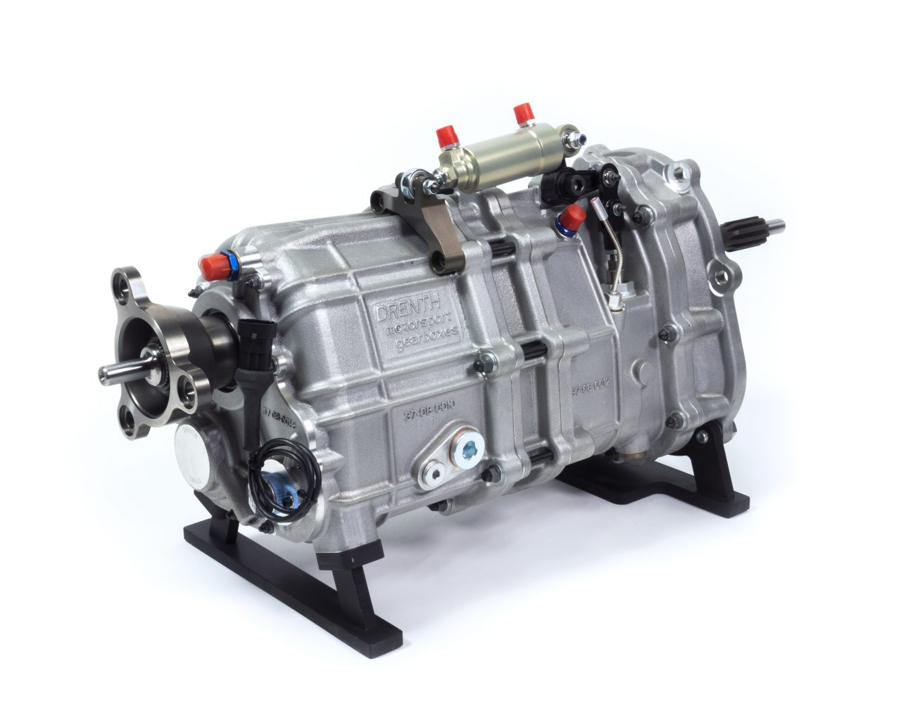 Drenth DG500 Sequential 6 Speed Gearbox
