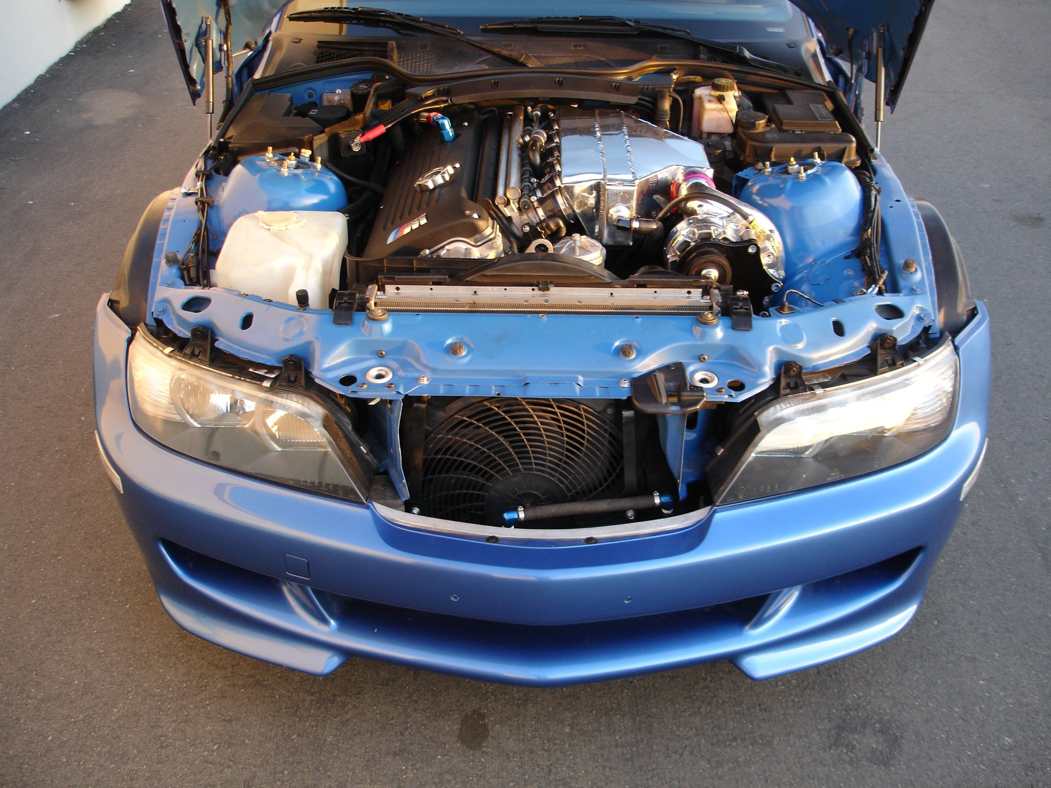 Vf Engineering Supercharger System Bmw Z3 M E36 E37