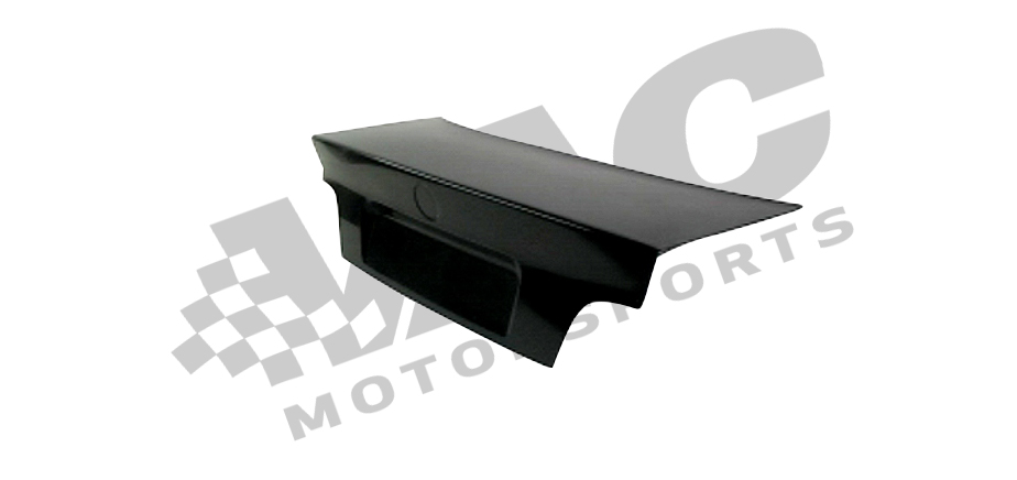 VAC Carbon Fiber & Composite Trunk / Boot Lid (BMW E36) MAIN