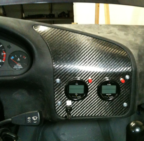 RHR Performance: E36 Center Dash Panels SWATCH
