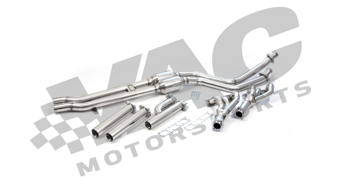 VAC - E36 Complete Header & High Flow Sport Cat Package MAIN