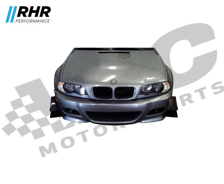 RHR Performance:E46 Canards SWATCH