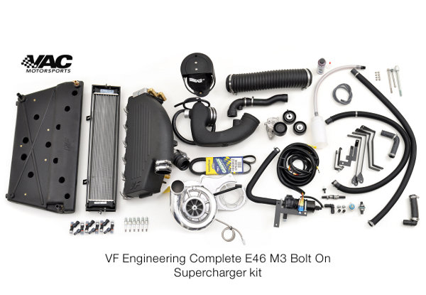 VF Engineering Supercharger System BMW M3 (E46)