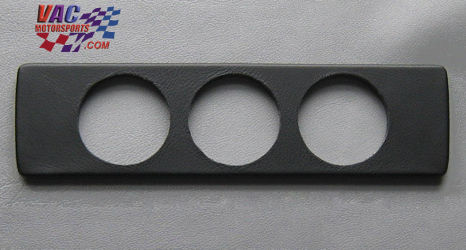 BMW E46 Console Gauge Pod by VAC