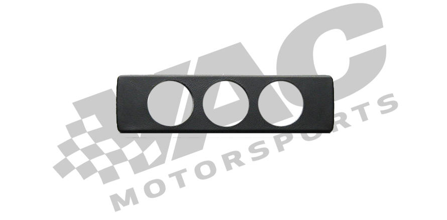 BMW E46 Console Gauge Pod by VAC MAIN