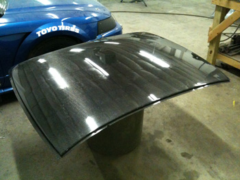 RHR Performance Carbon Fiber Roof (BMW E46 M3)